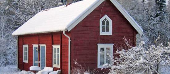 granås gård bed box i vinterskrud